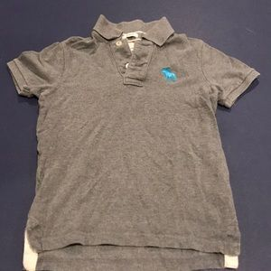 Abercrombie kids polo youth size s
